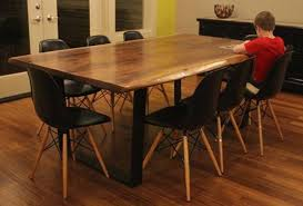 solid wood dining table dining room eclectic with dining dining