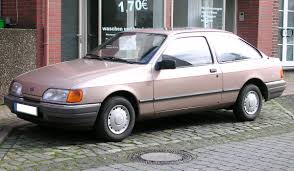 ford sierra wikipedia