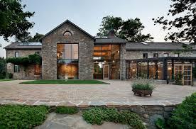 Modern Country Homes Interiors A Modern Reinterpretation Of A Historical Rural House In
