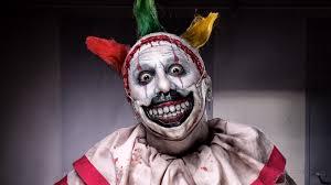 twisty the clown halloween makeup tutorial