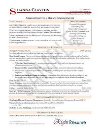 Breakupus Hot Administrative Manager Resume Example With Captivating Occupational Therapy Resume Besides Resume Cover Letter Templates Furthermore Insurance