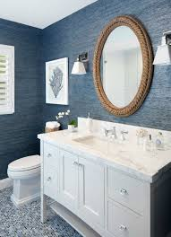 Beach Themed Bathrooms by Beach Themed Bathroom Mirrors Nautical Mirror Over Vanity From