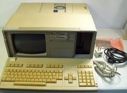 vintage texas instruments portable professional computer