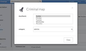 Crime Map By Zip Code by Creating Interactive Crime Maps With Folium