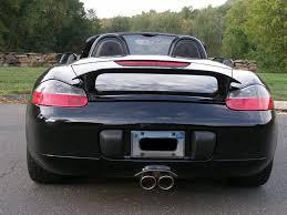 Porsche Boxster Trunk - porsche 986 boxster body kits 1997 1998 1999 2000 2001 2002