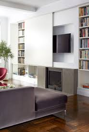 hidden tv above fireplace seoegy com