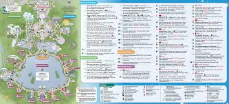 Map Of Downtown Disney Orlando by Disney World Maps Small Earth Travel