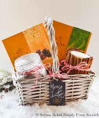 holiday gift basket ideas serena bakes simply from scratch