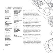 amazon cozy coloring cookbook 40 simple recipes cook