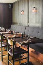 Dining Table With Banquette Best 25 Restaurant Banquette Ideas Only On Pinterest Restaurant