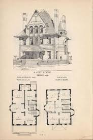 627 best floor plans images on pinterest vintage houses modern