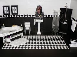 Black And White Small Bathroom Ideas This Is Contemporary Black And White Bathroom Ideas Designs Read