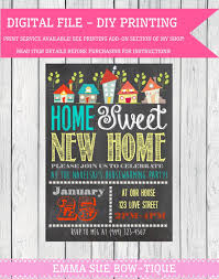 house warming party digital file change wording home houses01