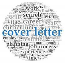 Good cover letter for an internship job