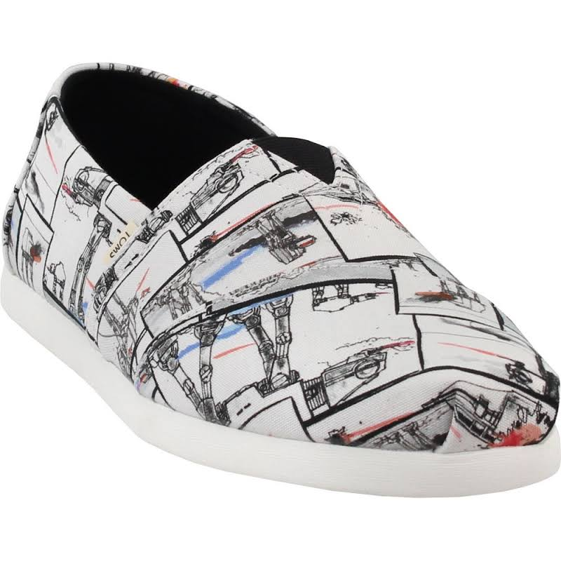 TOMS alpargata Shoes White- Mens