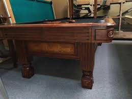 8 Foot Desk by Thomas Aaron 8 Foot Pool Table Package Pool Table Spectator