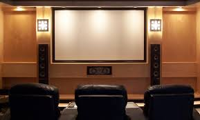 movie theater home home theatre catchy home theater design with brown wall nuance