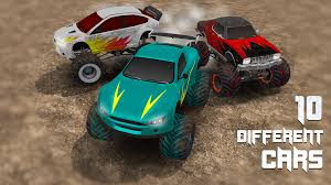 racing monster trucks monster truck race android apps on google play