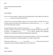 Application Letter For School Admission Samples