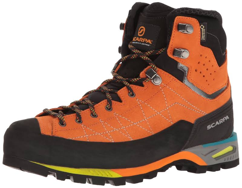 Scarpa Zodiac Tech GTX Mountaineering Boots Tonic Medium 39.5 71100/200.1-Ton-39.5
