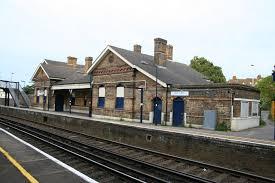 Bat & Ball railway station