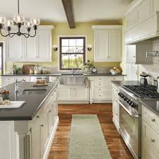 kitchen color schemes with white cabinets home decor gallery