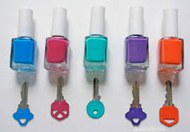 9 hottest diy crafts you can do using nail polish crafts on fire