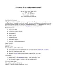 sample resume templates computer science resume sample company secretary resume format computer science resume templates httptopresumeinfocomputer science science resume template