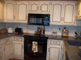 before and afters u2013 clients paint and glaze their kitchen cabinets
