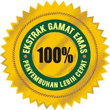 Jeli Gamat Emas Gold