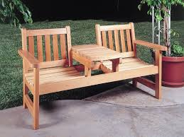 Build Wood Garden Bench by Cedar Wood Outdoor Dining Furniture Table Set Wood Patio Chairs