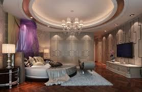 bedroom futuristic bedroom design with luxury crystal chandelier