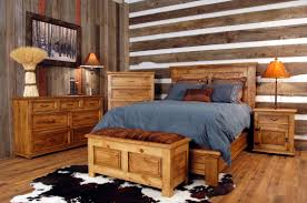 exquisite log cabin house interior bedroom ideas with rustic