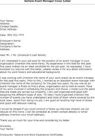 bank manager cover letters   Template Template   How to get Taller sample event manager cover letter charges of the bank customer