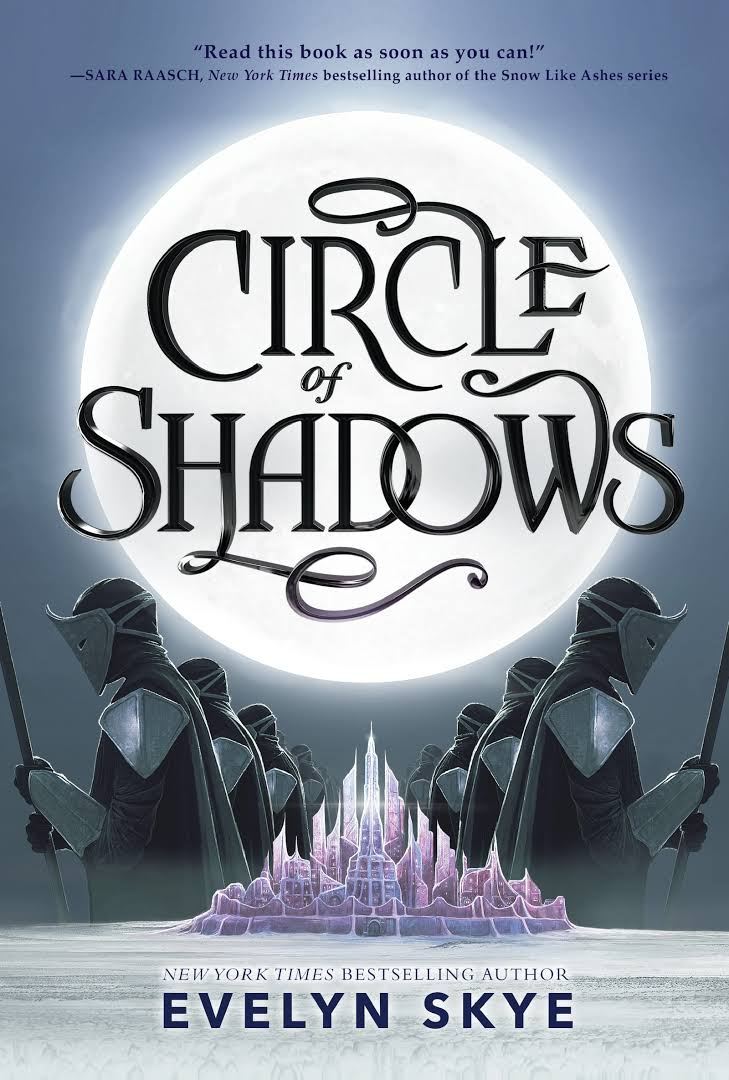Image result for circle of shadows by evelyn skye
