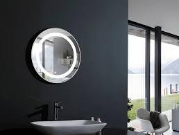 large bathroom mirror with led vanity decoration