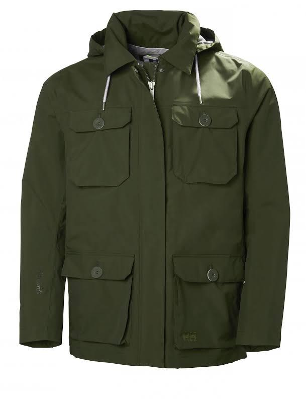 Helly Hansen Kobe Field Jacket Forest Night Medium 64036-469-M