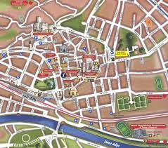 Como Italy Map by Trento Tourist Map Trento Italy U2022 Mappery