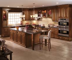 cherry cabinets in kitchen cherry wood kitchen cabinets aristokraft cabinetry