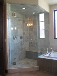 Small Shower Bathroom Shower Glass Enclosures Remodeling Your Bathroom With Glass