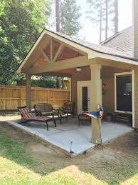 gable roof patio cover with wood stained ceiling gable roof