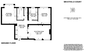 2 bed flat for sale in westfield court portsmouth road surbiton