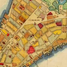 New York Map Us by City Plan Of New York 1776 Revolutionary Era Map Battlemaps Us