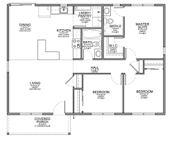 Simple 4 Bedroom Floor Plans Amusing 70 Designer Home Plans Inspiration Of 28 House Plan