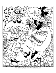 st patrick u0027s day coloring pages primarygames play free online