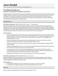 Online Marketing Manager Resume by Event Manager Job Description Resume Event Manager Resume Cover