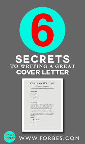 cover letter vs resume best 25 cover letter example ideas on pinterest resume ideas 6 secrets to writing a great cover letter