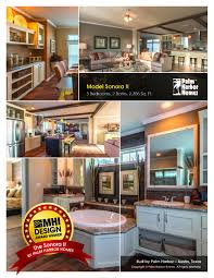 Palm Harbor Mobile Homes Floor Plans by The Sonora Ii Is A Design Award Winner For 2016 From The
