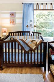 baby room exquisite ideas for brown and blue baby nursery room
