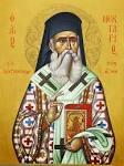 """Ιερά Μονή Παναγίας Οδηγητρίας Τιθορέας: """"Βλέψον Πάτερ προς ημάς ..."""